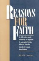 Download Reasons for faith