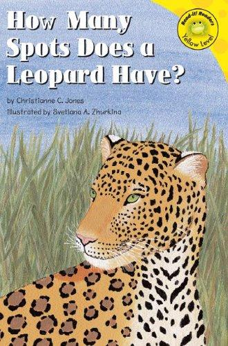 How many spots does a leopard have?