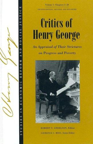 Download Critics of Henry George