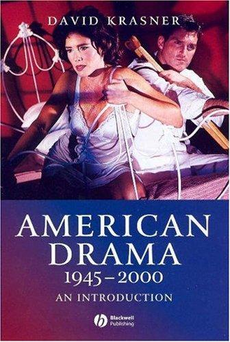Download American Drama 1945-2000