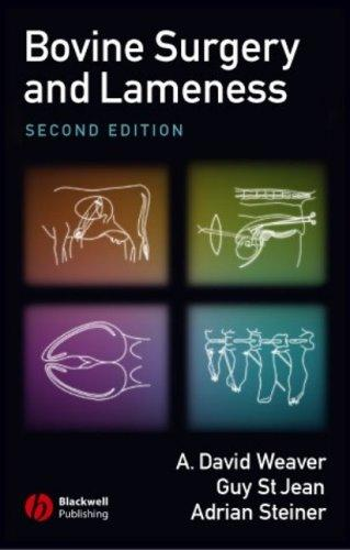 Download Bovine Surgery and Lameness