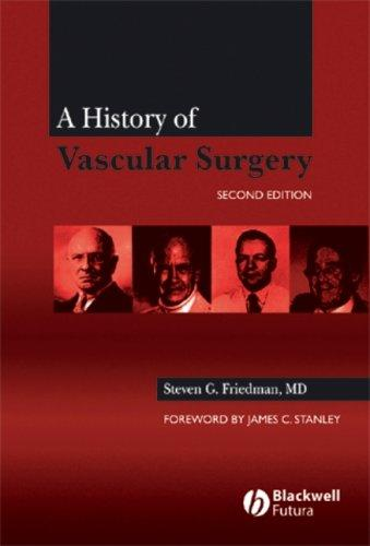 Download A History of Vascular Surgery