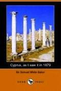 Download Cyprus, As I Saw It in 1879