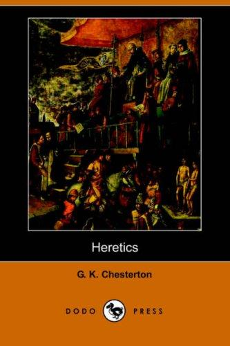 Download Heretics (Dodo Press)