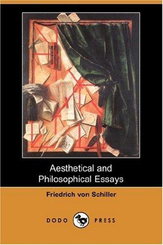 Download Aesthetical and Philosophical Essays (Dodo Press)