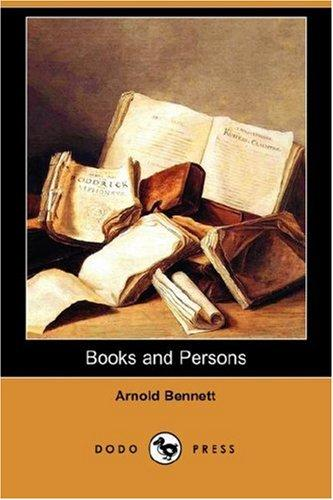 Download Books and Persons (Dodo Press)