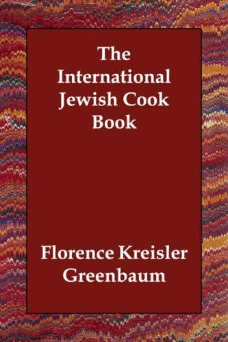 Download The International Jewish Cook Book