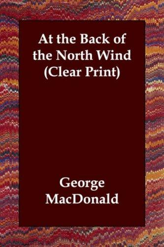 Download At the Back of the North Wind (Clear Print)