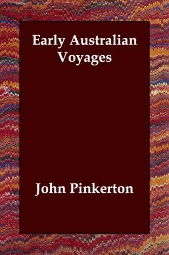 Download Early Australian Voyages