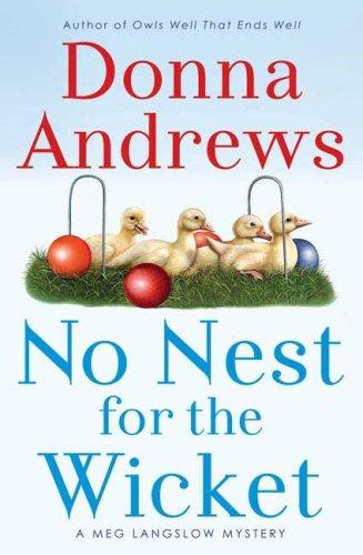 Download No Nest for the Wicket (Meg Lanslow Mysteries)
