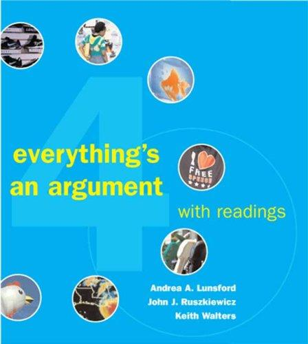 Download Everything's an Argument with Readings