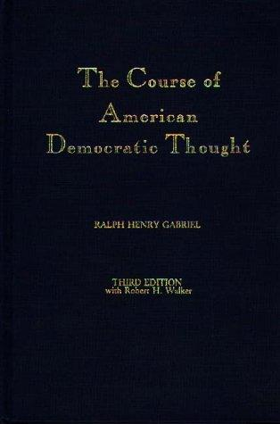 Download The course of American democratic thought