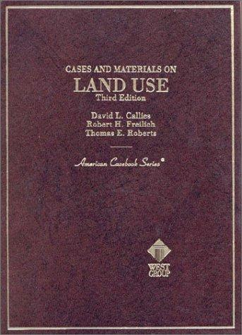 Download Cases and materials on land use