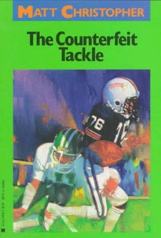 Download The Counterfeit Tackle (Matt Christopher Sports Classics)