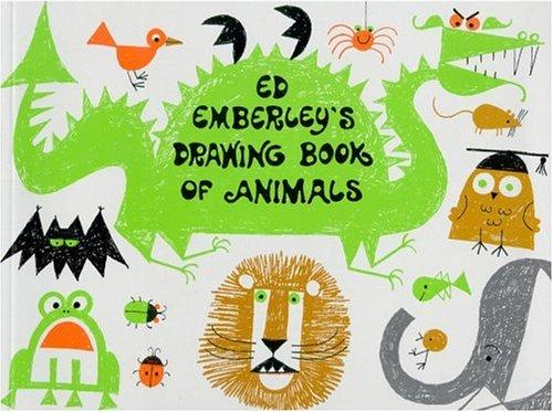 Download Ed Emberley's Drawing Book of Animals