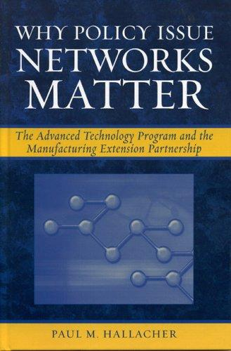 Download Why Policy Issue Networks Matter