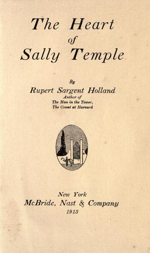 The heart of Sally Temple