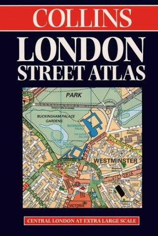 Collins London Street Atlas