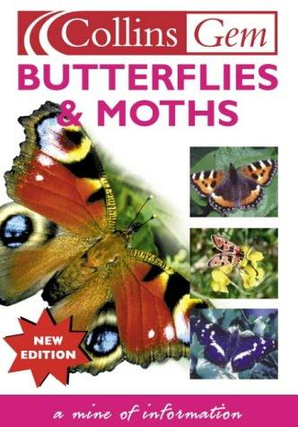 Butterflies and Moths (Collins Gem)