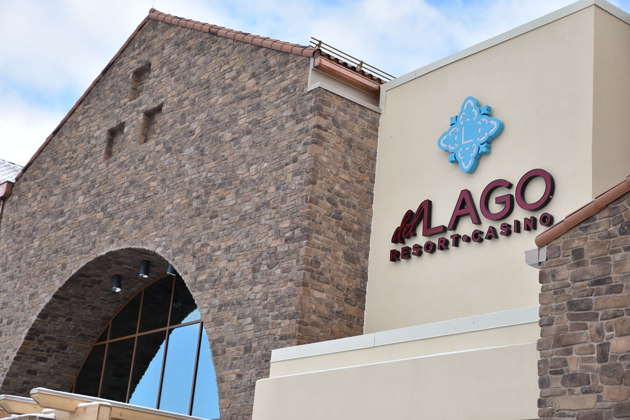 Del Lago's gross gaming revenue exceeded $6M in first two weeks