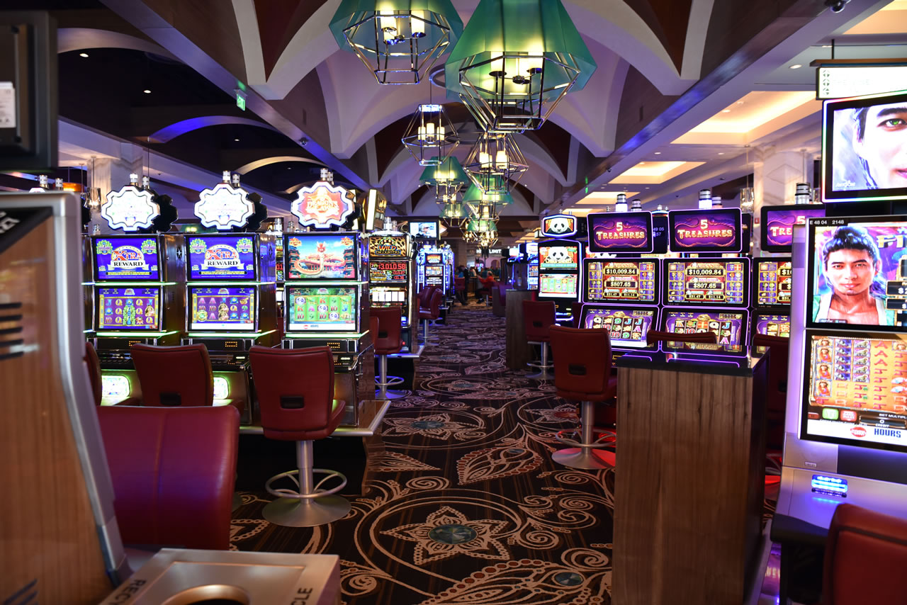 Casino goers spent more than $36M in opening week at del Lago