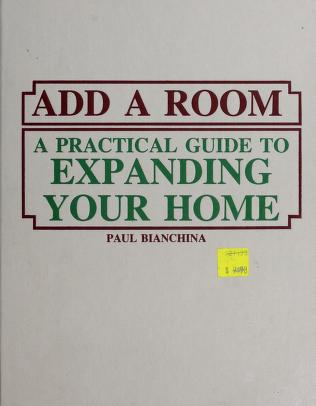 Add a room by Paul Bianchina