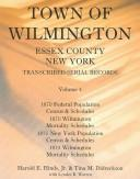 Town of Wilmington, Essex County, New York by Harold E. Hinds