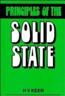 Principles of Solid State by KEER