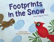 Footprints In The Snow by Michael Dahl