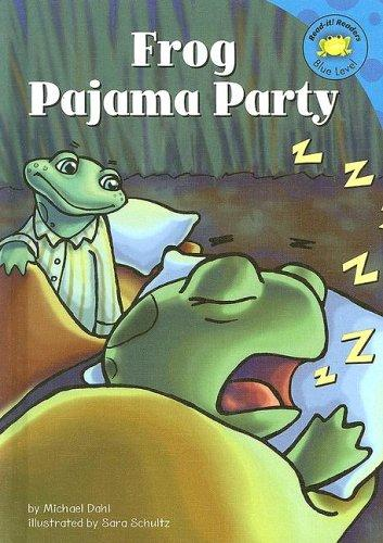Frog pajama party by Michael Dahl
