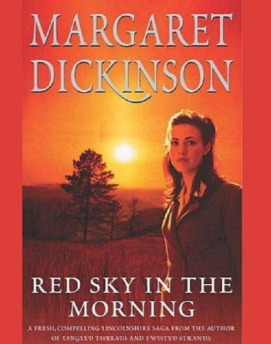 Red Sky in the Morning by Margaret Dickinson