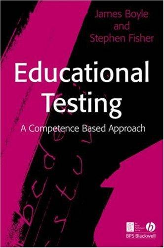 Educational testing by