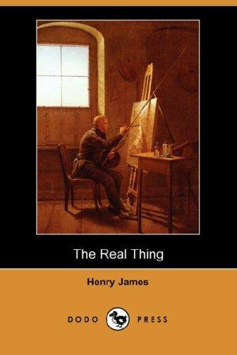 The Real Thing (Dodo Press)