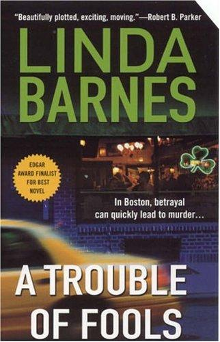 A Trouble of Fools (Carlotta Carlyle Mysteries)