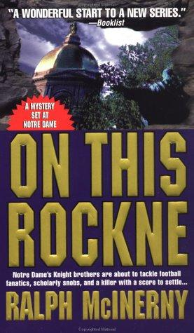 On This Rockne by Ralph McInerny
