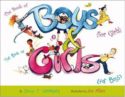The book of boys (for girls) & the book of girls (for boys) by Greenberg, David