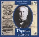 Thomas Edison (Gaines, Ann. Inventors Discovery Library.) by Ann Gaines